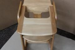 Детский стульчик из массива