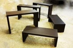 Столики из венге