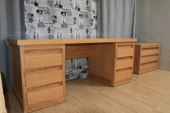 Письменный стол из ясеня