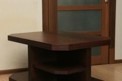 Журнальный столик из венге