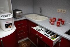 Кухня из пластика
