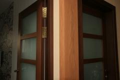 Двери и декоративная отделка деревом