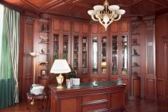 Мебель из массива  для кабинета на заказ