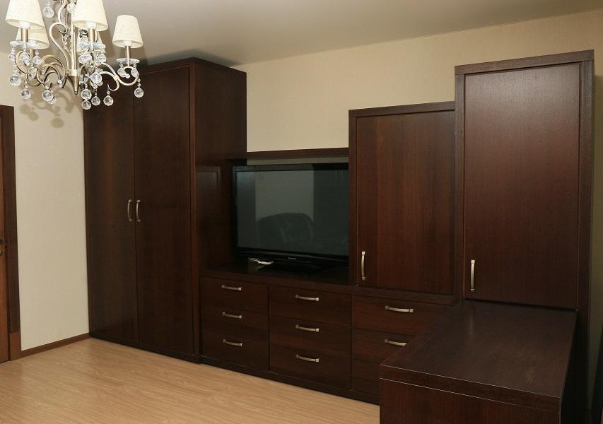 Мебель для гостиной из венге