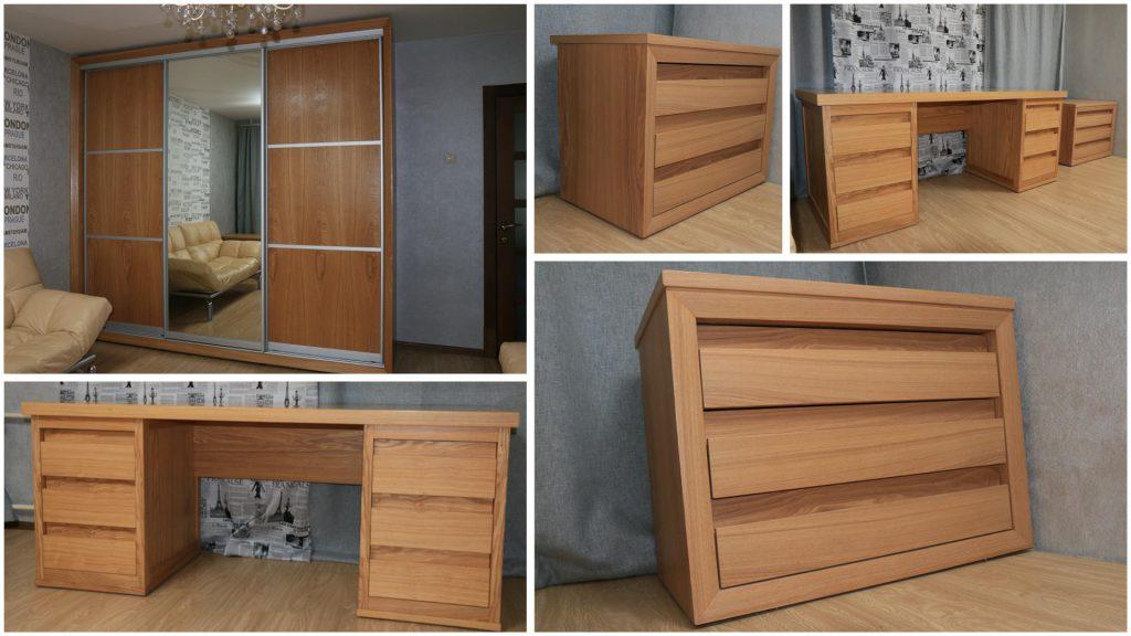 Мебель для дома из ясеня