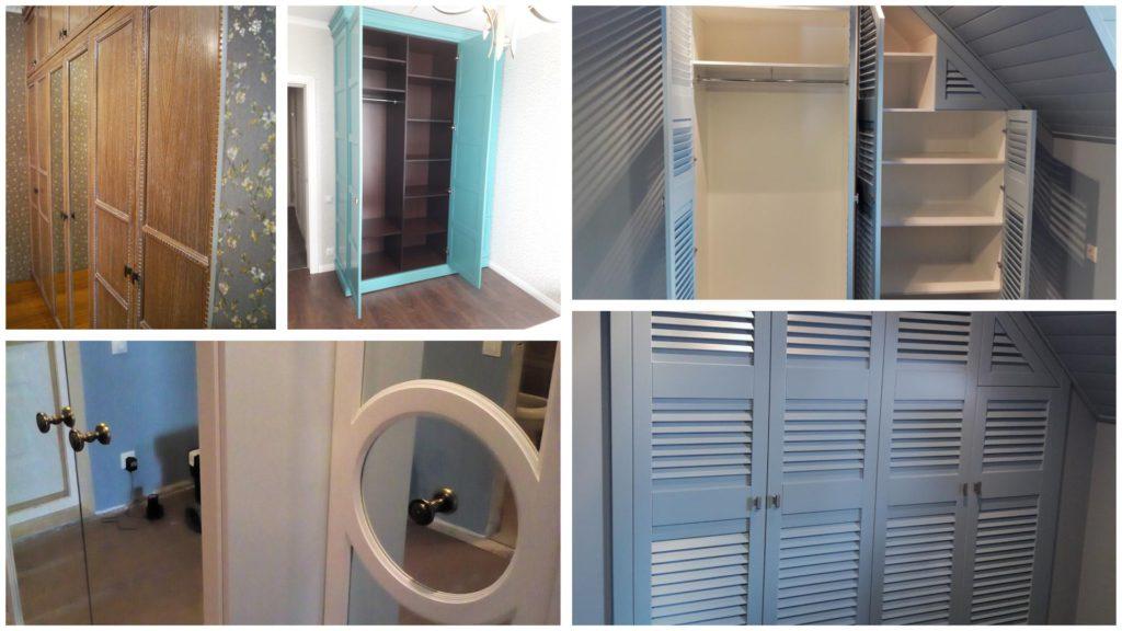 Платяные шкафы для одежды